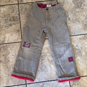 Size 6 Osh Kosh khakis